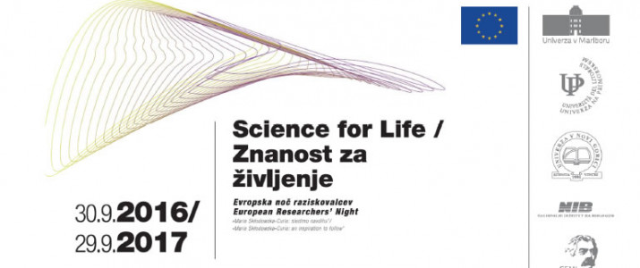 Nagradni natečaj na temo »Znanost za življenje«