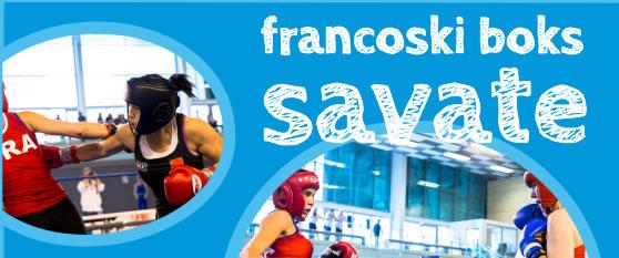 SAVATE – francoski boks
