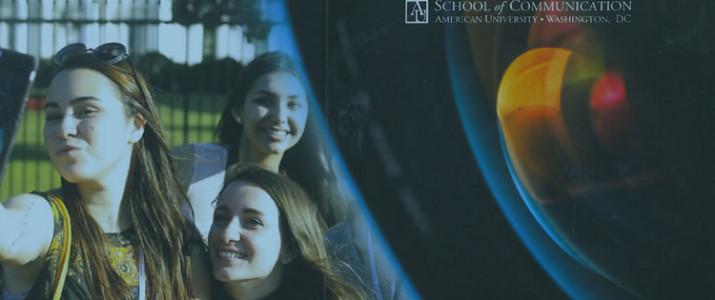 Poletni program za srednješolce na Ameriški univerzi: Odkrij svet komunikacij