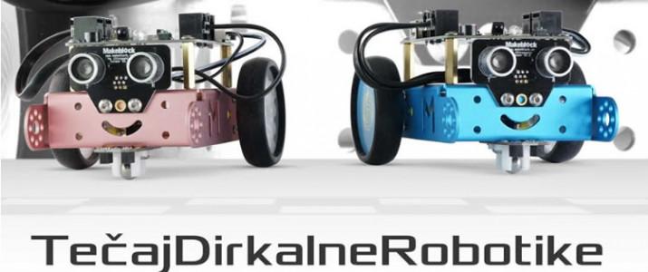 Tečaj dirkalne robotike