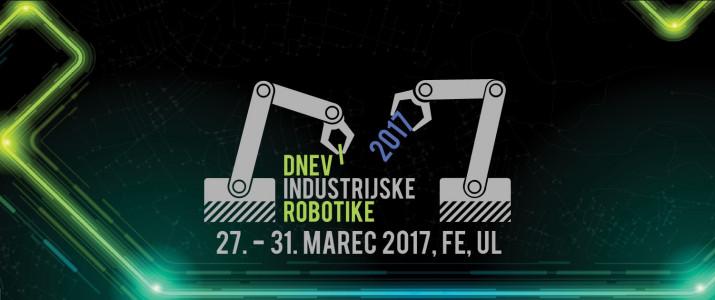 Dnevi industrijske robotike2017
