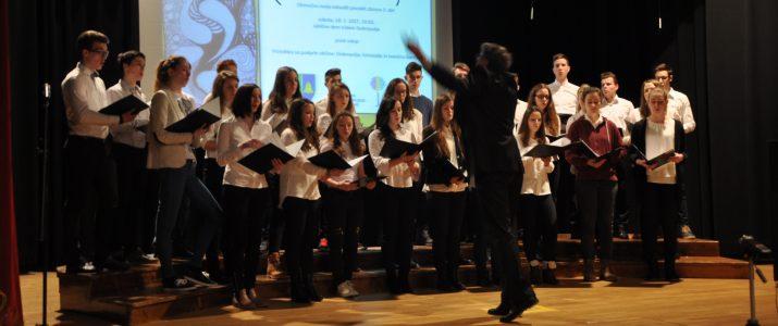 Koncert Mladinskega mešanega pevskega zbora z gosti