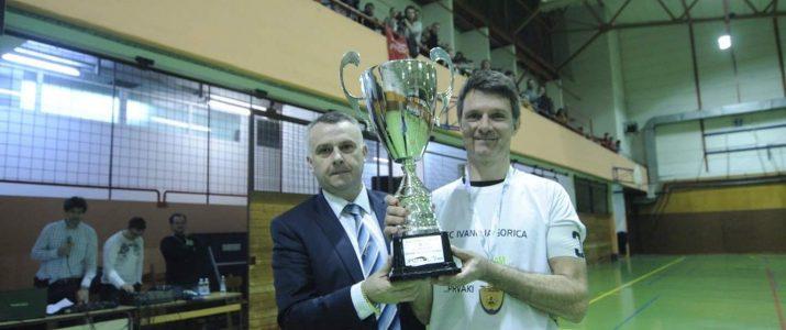 Prva tekma 1. slovenske futsal lige