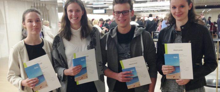 Nagrade na  18. srednješolskem natečaju za najboljši haiku