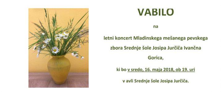 VABILO na letni koncert