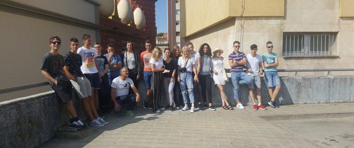 Maturantska ekskurzija v Španijo